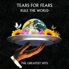 TEAR FOR FEARS - RULE THE WORLD GREATEST HITS  (180g Double LP Vinyl) sealed