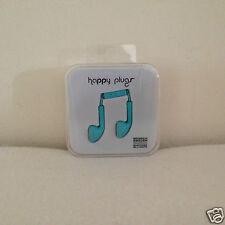 Happy Plugs Earbud Ohrhörer MIC & Remote Farbe türkis