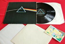 PINK FLOYD - THE DARK SIDE OF THE MOON - UK PRESS - inc. POSTERS & STICKER - EX