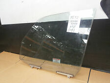 MITSUBISHI SHOGUN PININ 2001-06 5DOOR NEARSIDE PASSENGER FRONT DOOR WINDOW GLASS
