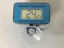 Digital LCD Waterproof Fish Aquarium Water Tank Temperature Thermometer Meter IL