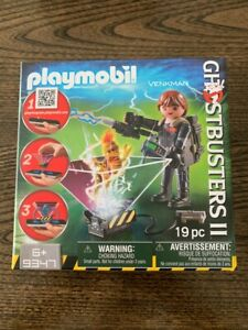 GhostBusters II Ray Venkman Playmobil Playmogram 3D #9347 19pc. New Sealed