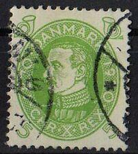 DENMARK 1930 Birthday King Christian X 5e STAMP