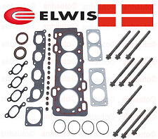 Made in Denmark Elewis Volvo S40 V40 Head Gasket + 10 Head Bolts