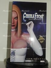 EMMA FROST WHITE QUEEN Sideshow EXCLUSIVE Comiquette Marvel Statue