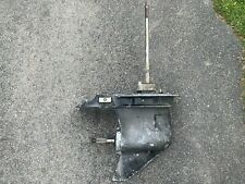 LOWER UNIT Mercury 50-60hp 2.33:1 Outboard Motor Big Foot 1990s-2000s 3-Cylinder