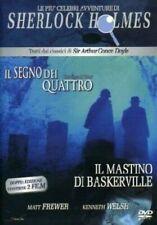 Sherlock Holmes - Il Segno Dei Quattro / Il Mastino Dei Baskerville (2000) 2-DVD