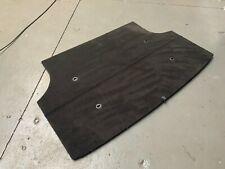 BMW E36 3 series - Touring Estate Trunk Base Boot Floor Carpet Panel in Black