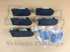 5 Compression Latch Lock LARGE NON LOCKING Horsebox Locker Doors Tack Box C5