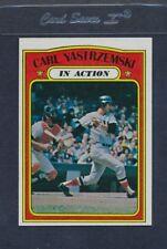 1972 Topps #038 Carl Yastrzemski I/A NM *2140
