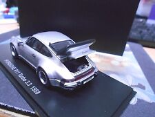 PORSCHE 911 Turbo 3.3 silber silver 1988 G-Modell 930 Coupe Kyosho SP 1:43