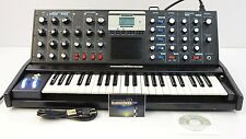 Moog Minimoog Voyager Electric Blue Analog Synthesizer - V3.3
