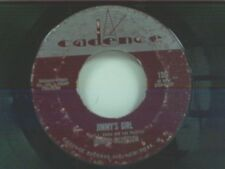 "JOHNNY TILLOTSON ""JIMMY'S GIRL / HIS TRUE LOVE SAID GOODBYE""  45"