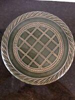 Rowe Pottery Works 1995 Cake Plate