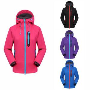 Eono Essentials  giacca da donna giacca antivento donna giacca softshell