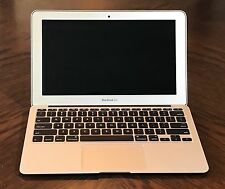 Apple MacBook Air 11-inch 1.7 GHz Intel Core i7 Mid-2013