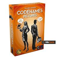 Codenames Pictures Version: Party Game by Vlaada Chvatil Card, Word, Tile
