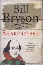 Bill Bryson SHAKESPEARE (HARPER 2007) 2007 HC Book