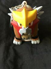Pokemon Entei Diamond & Pearl Ichiban Kuji Figure Keychain