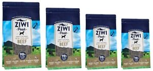 Ziwi Peak Air-Dried Beef Food For Dogs single protein allergies real meat