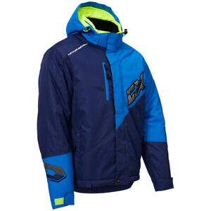 Mens Castle X Phase G2 Snowmobile Jacket Winter Coat Snow Waterproof Breathable