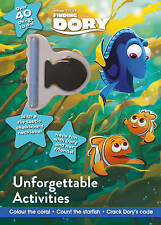 Disney Pixar Finding Dory Unforgettable Activities, Parragon Books Ltd, Very Goo