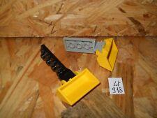#918# LEGO VINTAGE LOT DE PIÈCES CHANTIER GODETS JAUNE ref 3433 3639