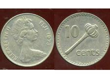 FIDJI  10 cents 1973