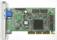 VISION TEK NVIDIA MODEL NV996.0 AGP 32mb DDR SDRAM VGA  GOOD