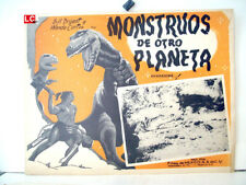 ¡ONLY AVAILABLE 24h.!/ King Dinosaur/William Bryant/1955/OPTIONAL SET/54851/1 ME