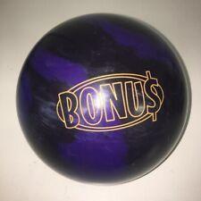 "USED 15# Radical Bonus Reactive Resin Bowling Ball - 4 1/4"" Span"