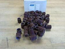 "Norton#63642541488 3/4""X1 Spirabands 120-Grit Box of 100"