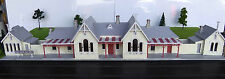 HO scale building Tenterfield Station PRE-BUILT