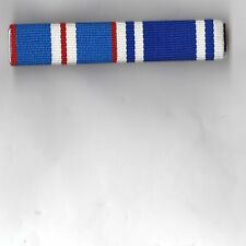 1 Set of 2 Fullsize ribbons on a pin Queens Golden Jubilee & Police LSGC