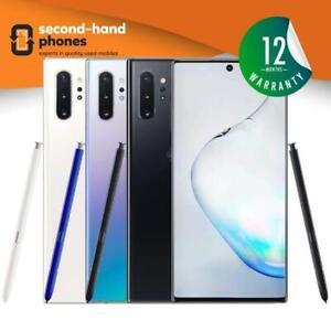 Samsung Galaxy Note 10+ Plus 5G SM-N976B (2019) 256/512GB Unlocked All Colours