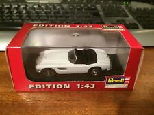 Revell Metal Edition 1/43 Scale #28103 BMW 507 - White - Boxed