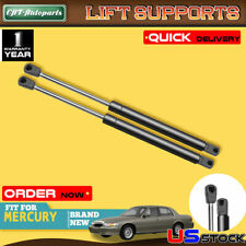 2 Bonnet Hood Gas Lift Supports Shock Struts for Mercury Grand Marquis 1998-2005