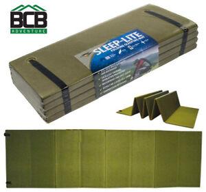 BCB British Army Military Thermal Sleep-Lite Sleeping Bag Camping Folding Z Mat