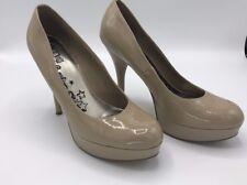BRASH Women Heels Pump Beige Size 12 (1)
