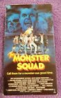 The Monster Squad VHS Movie Vestron Video 1987 Horror Cult Rare HTF vintage 80s