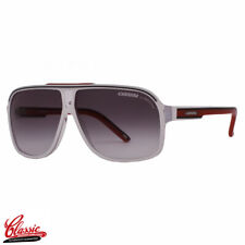 CARRERA GRAND PRIX 2 SUNGLASSES T20JJ White Frame Grey Lens