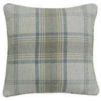 Aviemore Tartan Check Cushion Covers by Paoletti / Available in 3 Colours