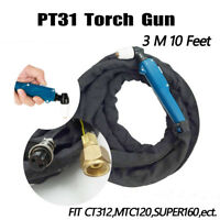 PT31 Cutting Torch For CUT50 CT312 Air Plasma Cutting 30/40A 3M 10 Feet Length