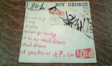 45 tours boy george sold