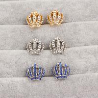 Arrival Stainless Steel Men-Wedding Golden Crown Cufflinks Cuff Links Men