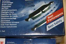 Bosch Pastillas Freno Honda Cr-V III y Cr-V IV Kit para Delante