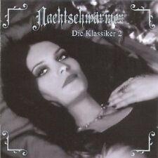 NACHTSCHWÄRMER Die Klassiker 2 - 2CD - Lacrimosa, Blutengel, Stillste Stund, ASP