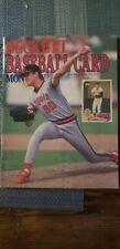Beckett Baseball Monthly Price Guide: September 1989 #54 (Jim Abbott)