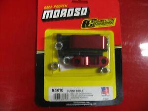 MOROSO 85810 U-JOINT GIRDLE GM 12-BOLT (RED)