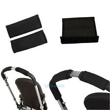 2pc Baby Stroller Armrest Protective Case Cover Handle Pram Stroller Accessories